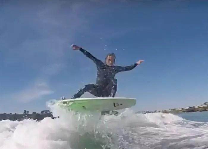 austin keen wakesurf