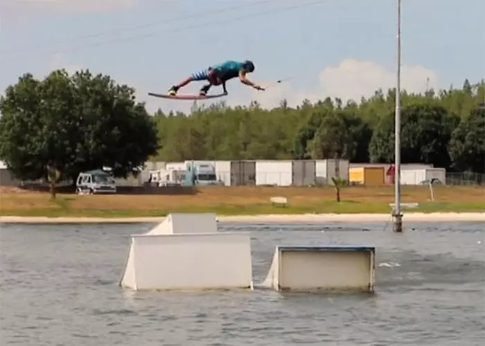 Norbi Vasko at Orlando Watersports Complex