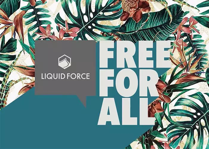 liquid force free for all Wake Island