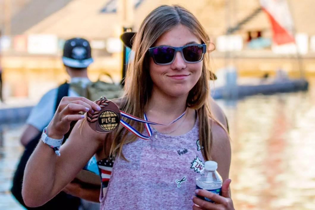 Aurélie-Godet-médaille-fise