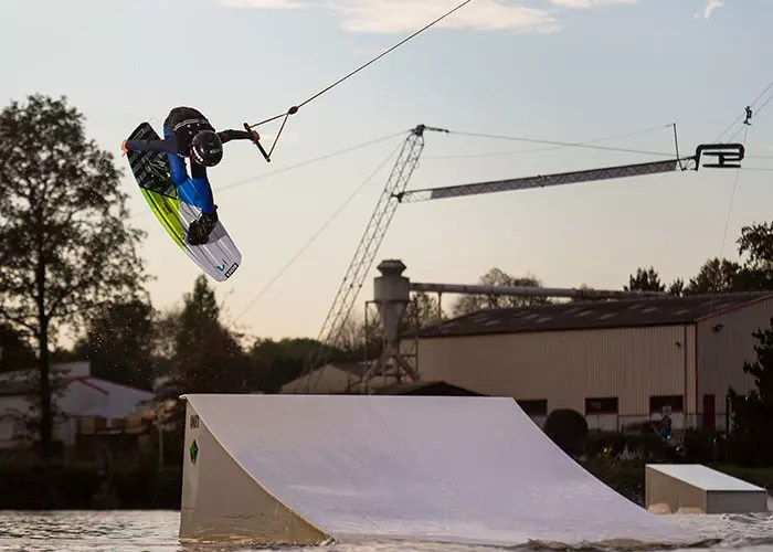 Axel Paget unleashedwakefrance website