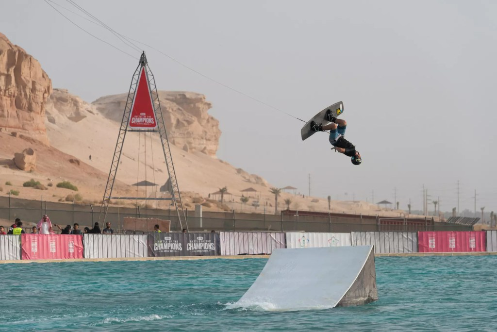 BAttle Of the Champions Wakeboard