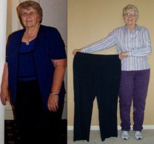 donna lost 81 lbs