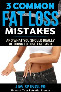3 common fat loss mistakes front cover