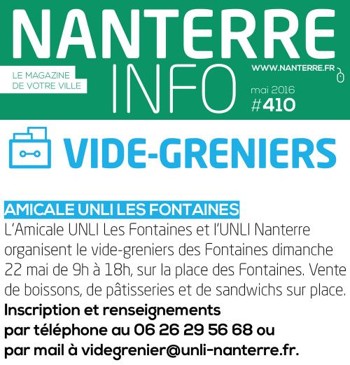 Nanterre Info 410 mai 2016