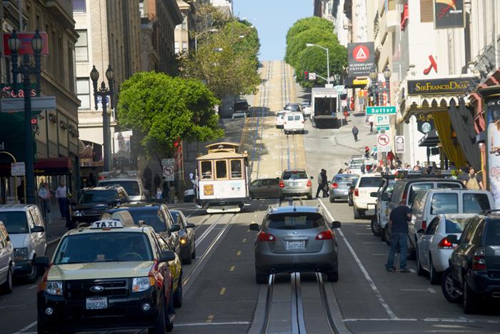 SAN FRANCISCO: UNA CIUDAD PARA VIVIR (4/6)