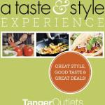 Tanger Outlets Back to School Taste & Style Food Truck Festival