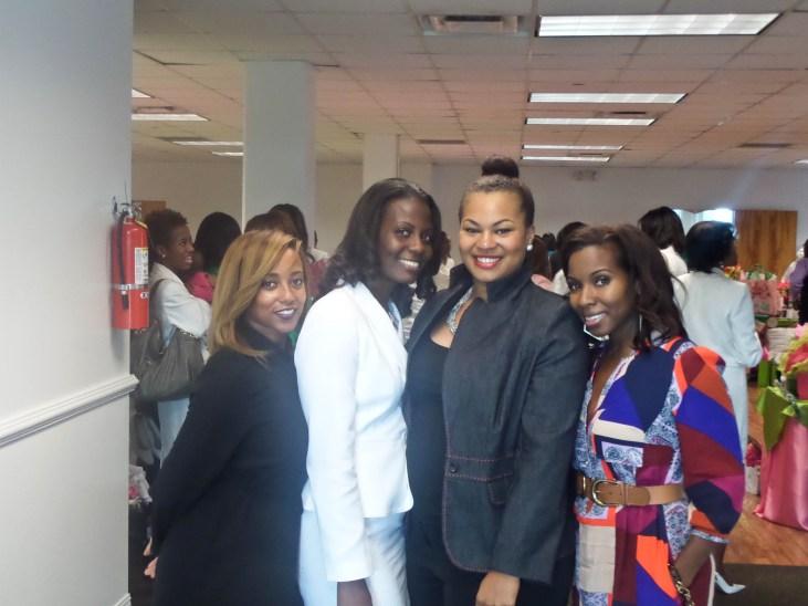 These ladies here....Three of my favorite people. We go waaay back!
