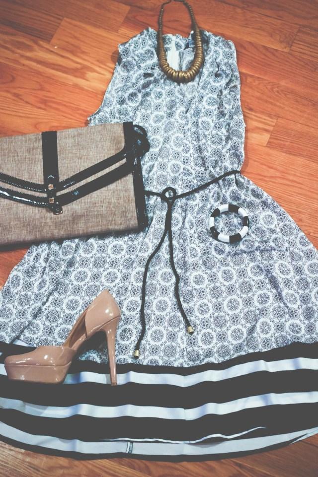 Peter Som for Kohl's halter dress