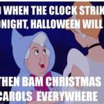 No Christmas Zone :- 
