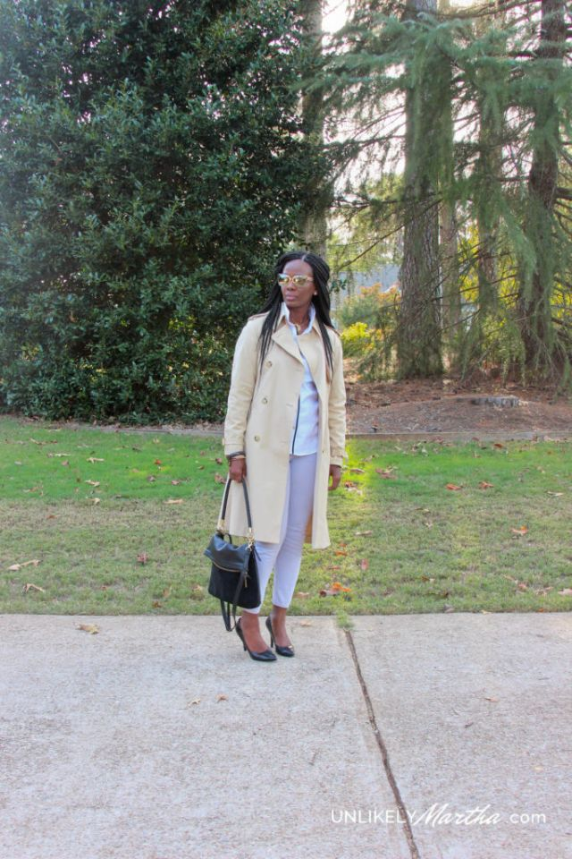 ralph lauren trench coat