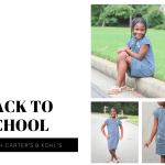 Back to School with Carter's and Kohl's