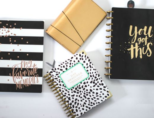 Horizontal Big Happy Planner
