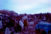 The Market in Fada