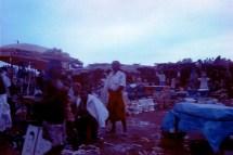 The Market in Fada
