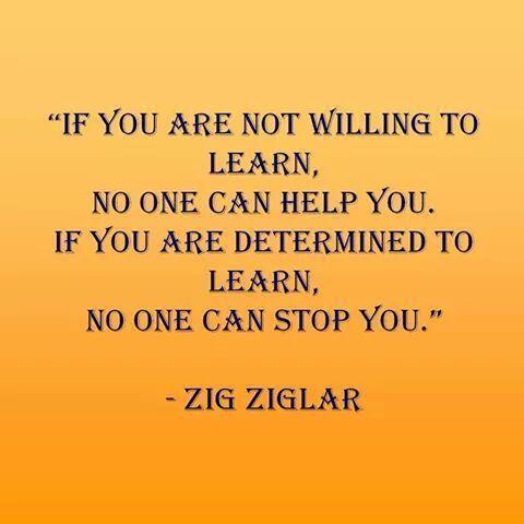 Zig Ziglar Inspirational Quote