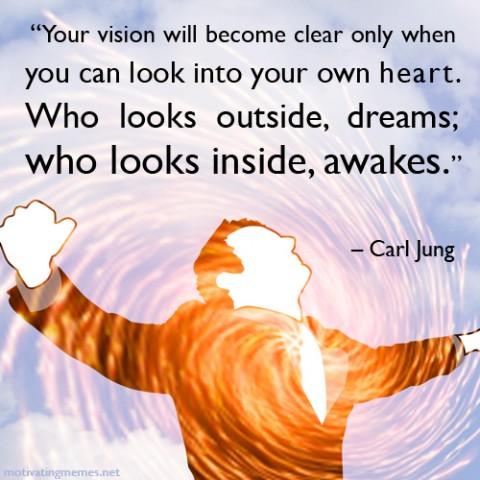 Carl Jung Inspirational Quote