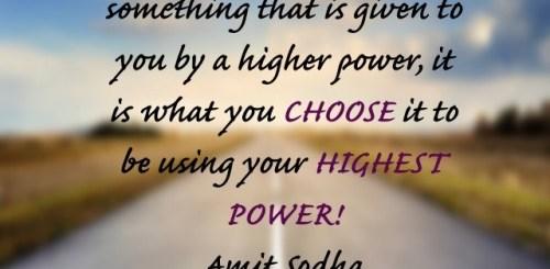 Life Purpose Quote