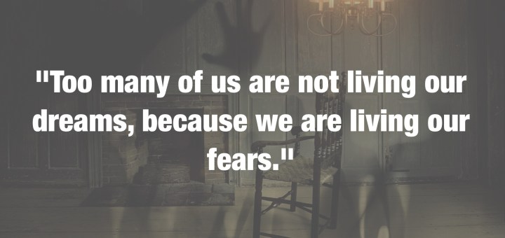 Conquer Any Fear