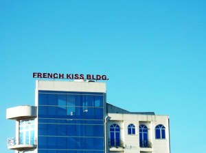 french kiss bldg