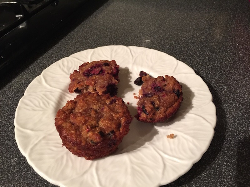 Seriously Delicious Healthy Muffins