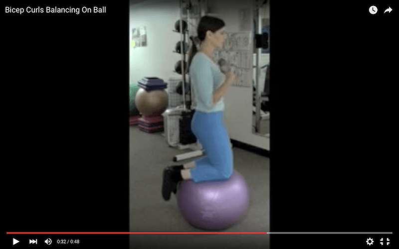 Exercise to Improve Your Balance