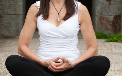 Dhyana Mudra: Serenity in the Palm of Your Hands