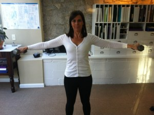 Lateral Side Raise