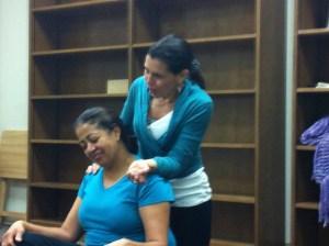Thai Yoga Massage, Catherine Carrigan With Alba Adrian
