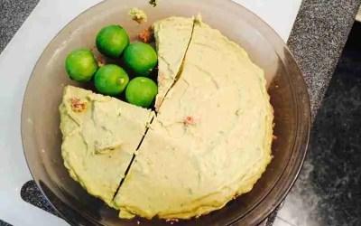 Raw Food Key Lime Pie