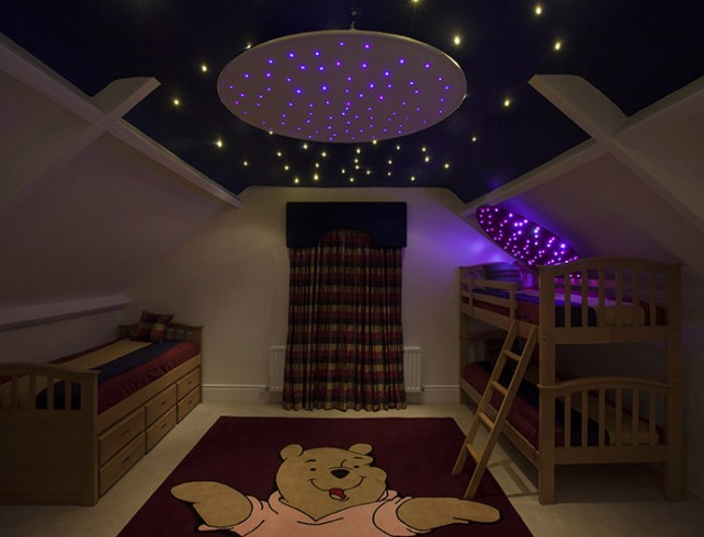 Kids Bedroom Ceiling kids bedroom ceiling lights. pink color cartoon kids ceiling