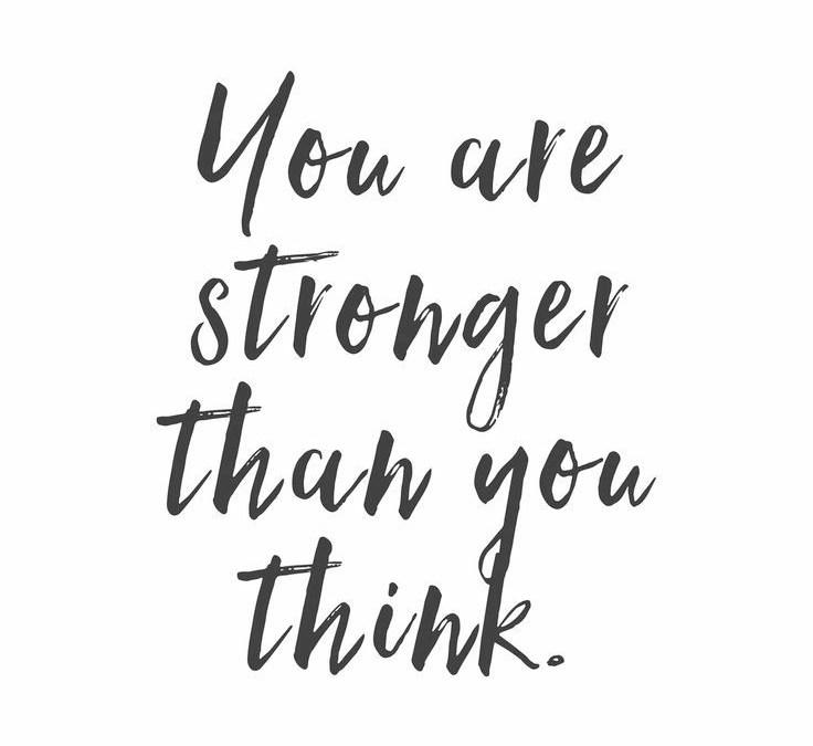 Mindset's Stronger You 21 Day Program
