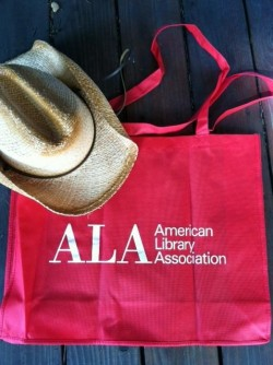 Big Red Bags at ALA Midwinter in Dallas