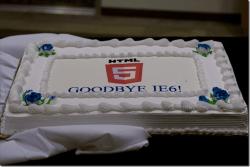 Goodbye Internet Explorer 6