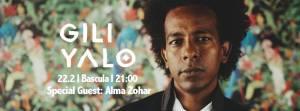Gili Yalo Concert @ Bascula   Tel Aviv-Yafo   Tel Aviv District   Israel
