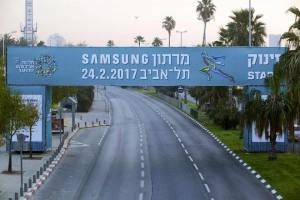 Samsung Tel Aviv Marathon @ HaYarkon Park