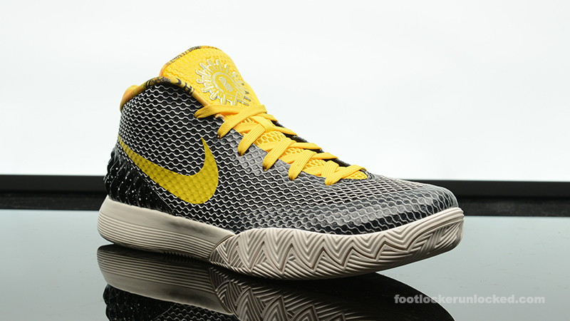 9154e951a601 ... foot locker releasing tomorrow nike kyrie 1 flytrap milled 7ab36 7a06e  cheap nike kyrie nike zoom kyrie men s basketball shoes kyrie performance  review ...