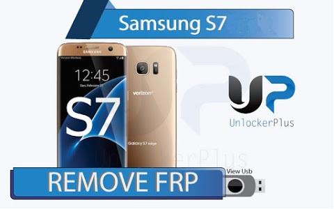 Samsung S7 All Version FRP Remove Service SM G930
