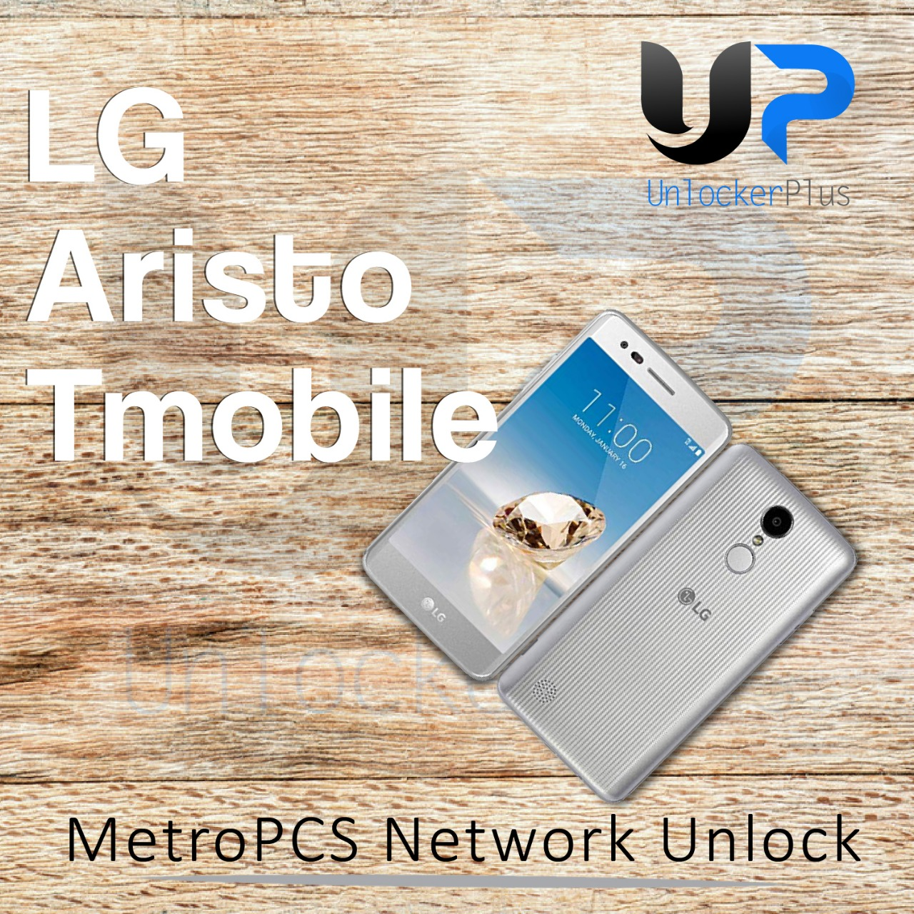 LG Aristo Tmobile MetroPCS Network Unlock - UnlockerPlus | Welcome To  Possible