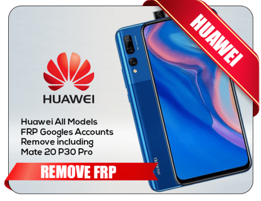 Huawei FRP Unlock Tool 2020 with Keys Tool