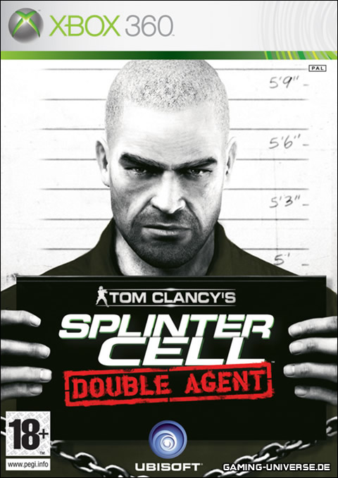 Baixar jogo Splinter Cell Double Agent – XBOX360 Download Gratis