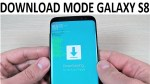 ENTER DOWNLOAD MODE Samsung Galaxy S8, S8+ and NOTE 8 | How to