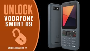 How to Unlock VODAFONE SMART C9 by unlock code ? | Unlocking