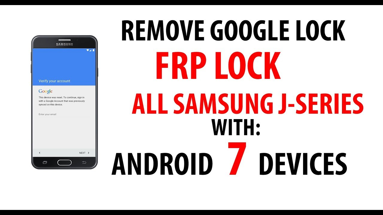 How To Remove Google Account From Samsung Galaxy J3 Remove Google