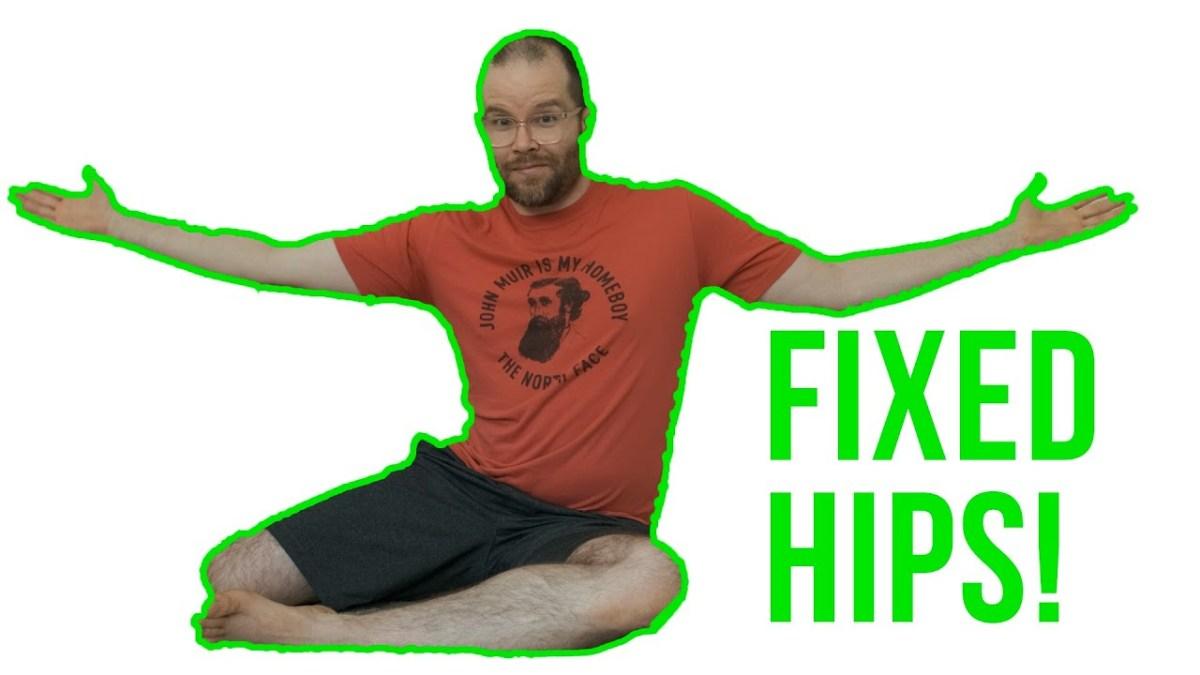 maxresdefault 100 - I can FINALLY Move Again!   Tight Hips   Hip Flexor Stretches
