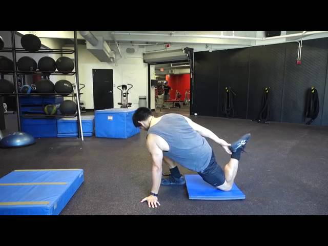 Unlock Your Hip Flexors with This Stretch  Hip Pain and Lower Back Pain Stretches