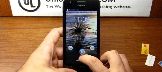 How To Unlock Huawei Ascend Y330 by unlock code.