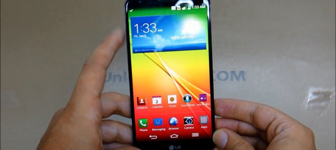 How To Unlock LG G3 S (G3 Beat) By Unlock Code.