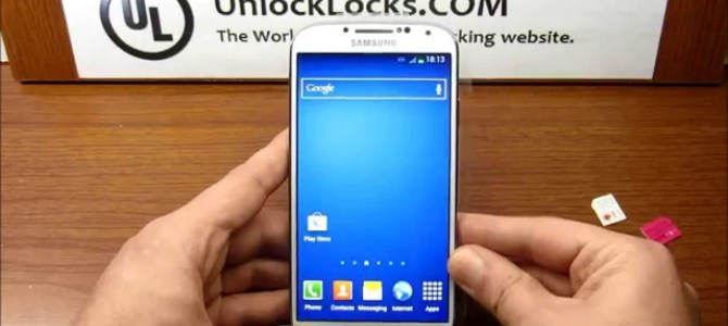 How To Unlock Samsung Galaxy Core Advance by Unlock Code ?