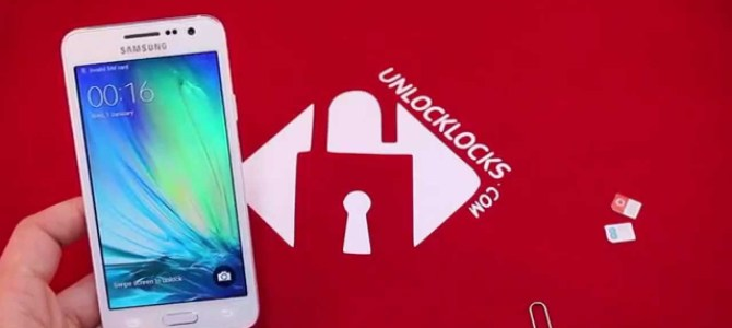 How To Unlock SAMSUNG Galaxy A8 & A8 Duos by Unlock Code.